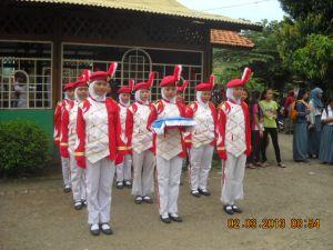 Paskibra SMK Bina Insan Mandiri